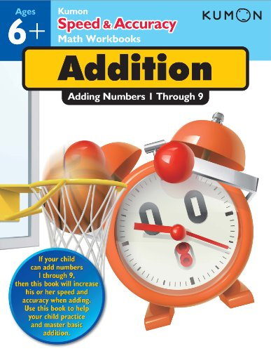 Speed & Accuracy: Adding Numbers 1-9 (Kumon Speed & Accuracy Workbooks) (Speed Painting compare prices)