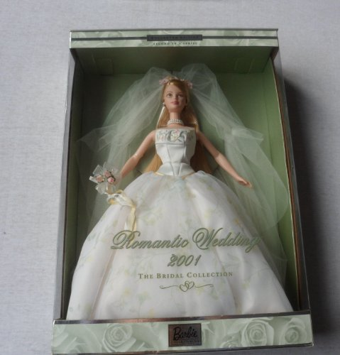 Romantic Wedding 2001 Bridal Collection Barbie Doll