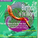 Birthday of the World Rosh Hashanah