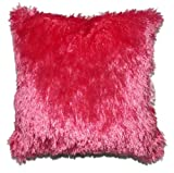 SQUARE PINK SOFT CUSHION