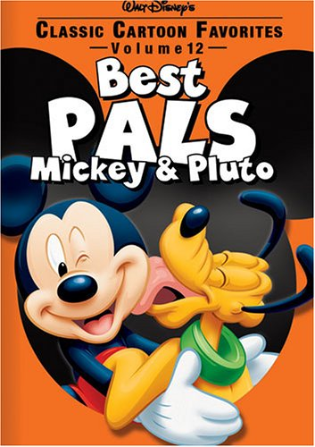 Classic Cartoon Favorites - Best Pals - Mickey & Pluto (Vol. 12)