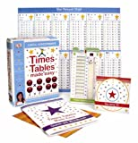 Carol Vorderman Carol Vorderman's Times Tables Made Easy (Carol Vorderman's Maths Made Easy)