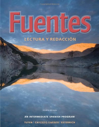 Fuentes: Lectura y redaccion (Available Titles iLrn:...