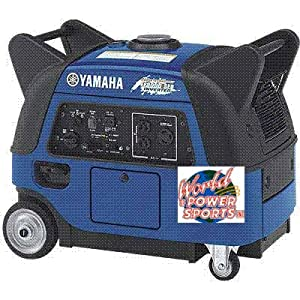 Yamaha EF3000iSEB - 2800 Watt Inverter Generator w/ Boost Technology - EF3000ISEB (Discontinued by Manufacturer)