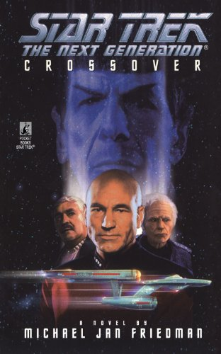 Star Trek: The Next Generation: Crossover PDF