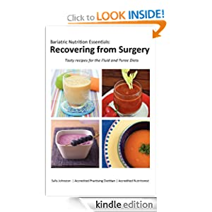 Bariatric Nutrition Essentials: Recovering from Surgery