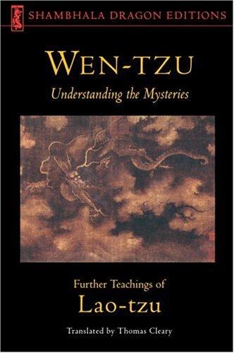 Wen-Tzu (Shambhala Dragon Editions), LAO TZU