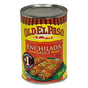 Amazon.com : El Paso Mild Enchilada Sauce, 10-Ounce Cans (Pack of 12