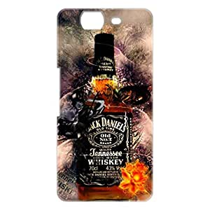 a AND b Designer Printed Mobile Back Cover / Back Case For Micromax Canvas Knight A350 (MIC_A350_3D_929)