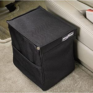 Talus TrashStand Floor Litterbag Compact-Black