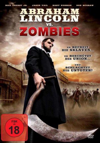 Abraham Lincoln vs. Zombies [Alemania] [DVD]