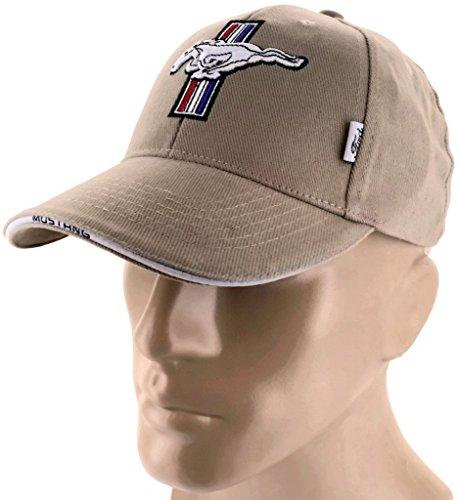 dantegts-ford-mustang-gt-colore-marrone-berretto-da-baseball-snapback-cappello-trucker-cobra-5-litri