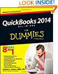 QuickBooks 2014 All-in-one for Dummie...
