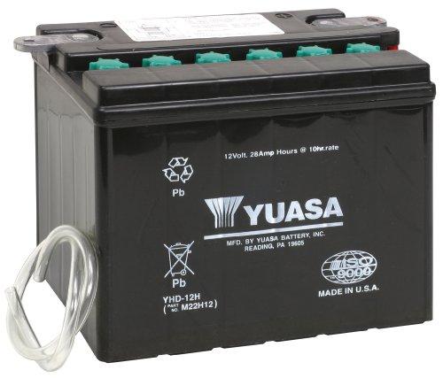 Yuasa Yuam22H12 Yhd-12H Battery