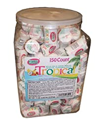 Necco Tropicals 150 Count Tub