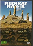 MEERKAT MANOR SERIES ONE PART ONE - A FAMILY AFFAIR, LOVE THY NEIGHBOUR, SOME LIKE IT HOT - NEW BUT NOT SEALED - COLLECTABLE DVD