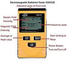 Generic Electromagnetic Radiation Detector GM3120/ household/ Radiation meter radiant monitor radiation survey meter