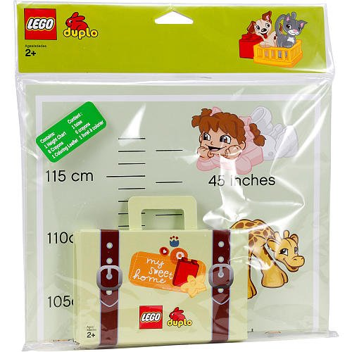 LEGO Duplo Baby Growth Chart - 1