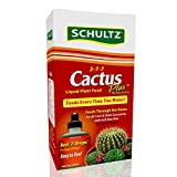 Schultz Cactus Plus Liquid Plant Food 2-7-7, 4 oz
