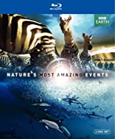 Natures Most Amazing Events Blu-ray by BBC Worldwide