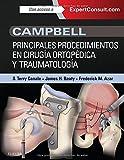 img - for Campbell. Principales procedimientos en cirug a ortop dica y traumatolog a book / textbook / text book