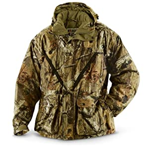 Russell Outdoors Dry Stalker II Scent Stop Parka Mossy Oak Infinity