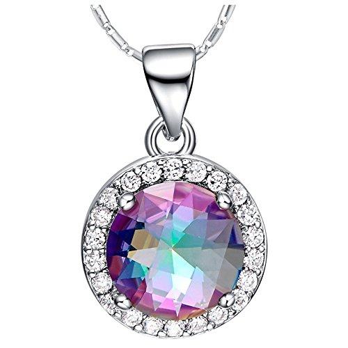 schone-elegante-925-fashion-jewelry-halskette-mit-anhanger-rund-mehrfarbig