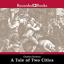 A Tale of Two Cities & Great Expectations Audiobook by Charles Dickens Narrated by Frank Muller