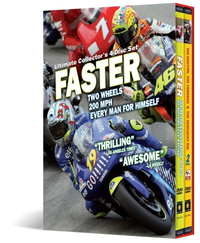 Faster - Ultimate Collector's Four-Disc Set (Faster / The Doctor, the Tornado and the Kentucky Kid)