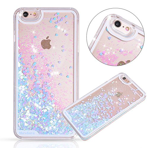 iPhone-66S-Plus-Hard-Case-Maxdara-Flowing-Liquid-Floating-Luxury-Bling-Glitter-Sparkle-Case-Cover-Fashion-Creative-Design-iPhone-66S-Plus-55-inch-Case