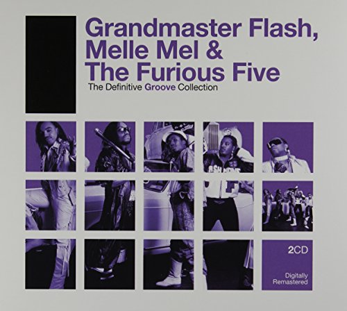 Grandmaster Flash - Definitive Groove - Zortam Music
