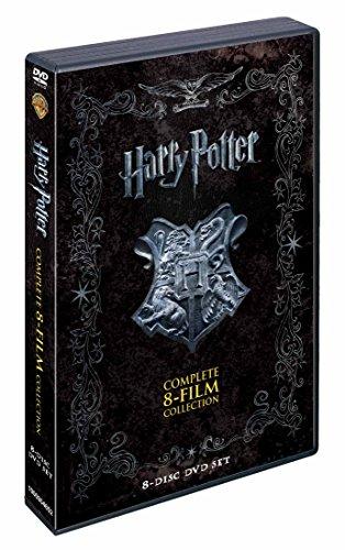 【初回生産限定】ハリー・ポッター DVD コンプリートセット