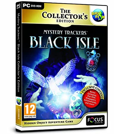 Mystery Trackers: Black Isle Collector's Edition (PC DVD)