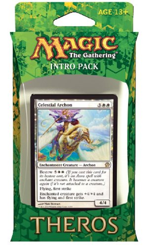 Magic the Gathering Theros Intro Pack (WTCA33100001)