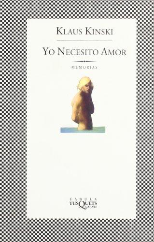 Yo Necesito Amor