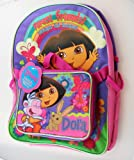 Dora the Explorer Forest Friends Backpack With Utility Pouch