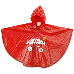 Kid rain-cape (1/2 YRS)