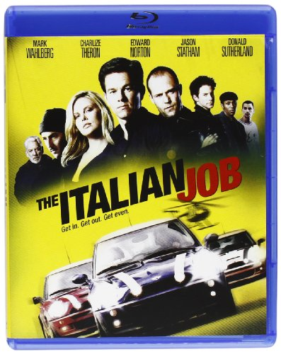 The Italian Job [Blu-ray] (Italian Job Blu Ray compare prices)