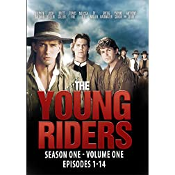The Young Riders: Season One - Volume One (Episodes 1 - 14) - Amazon.com Exclusive
