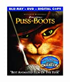 51MVxvTMYIL. SL160  Puss in Boots (Two disc Blu ray/DVD Combo + Digital Copy)