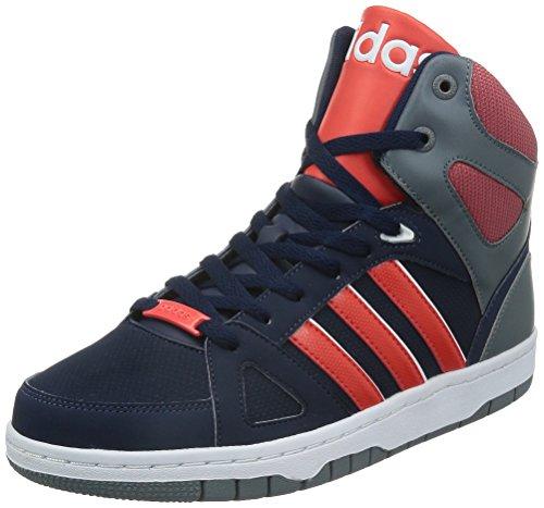 adidas hoops team mid fpp606 scarpe adidas neo alte (42 2/3)