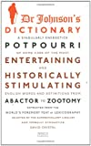 Dr Johnson's Dictionary (0713998873) by Johnson, Samuel