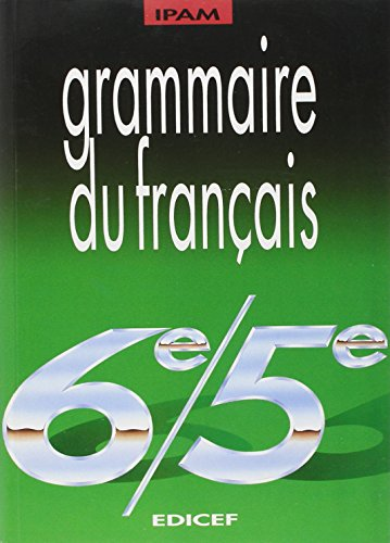 grammaire du francais hachette pdf