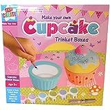Anker Cupcake Trinket Box
