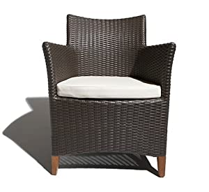 PRODUCT REVIEW: Strathwood Cypress All-Weather Wicker Bistro Chair