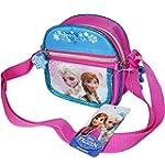 Disney Frozen Anna Elsa Girls Pink Bl...