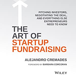 The Art of Startup Fundraising Audiobook