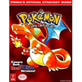 Pokemon (Red Cover): Prima's Official Strategy Guide (Pokémon)