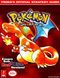 Pokemon (Red Cover): Prima's Official Strategy Guide