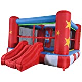 Medium Boxing Ring Moon Bounce House